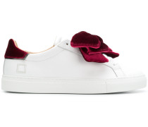 D.A.T.E. bow-tie sneakers