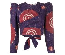 'Eden' Bluse mit Print
