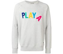 "Sweatshirt mit ""Playa""-Patch"