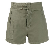 Schmale Utility-Shorts