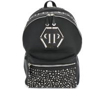 studded front backpack