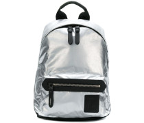 Rucksack in Metallic-Optik