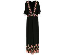 Kleid mit langem Schnitt