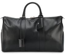 Reisetasche mit angehängten Details