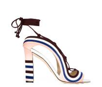 'Crazy Stripes' Sandalen