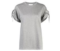T-Shirt mit Schleifen