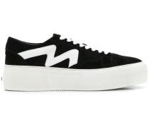 'M' Sneakers