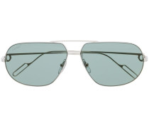 Sonnenbrille mit C-Detail