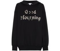 'Good Mourning' Kapuzenpullover
