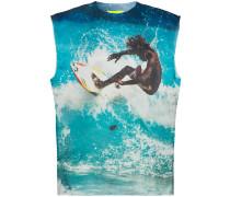 Rasta Surfer Tank