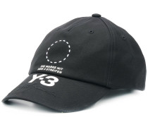 Y3ADIDAS X YOHJI YAMAMOTO Baseballkappe