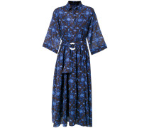 printed shirt dress - Unavailable