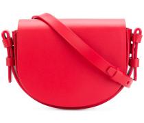 cross-body saddle bag