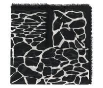 Schal mit Giraffen-Print