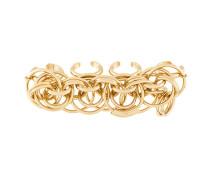 Ring mit kreisförmigen Details
