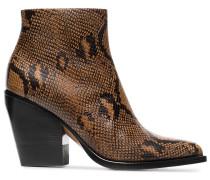 'Rylee' Stiefeletten aus Leder