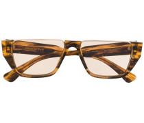 'CR-401' Brille mit halbem Gestell