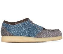 '19th Century' Patchwork-Schuhe