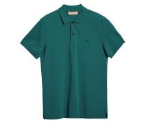 Pikee-Poloshirt aus Baumwolle