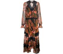 Verziertes Kleid