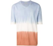 tie dye tricolour T-shirt