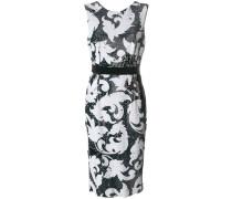 sequin pattern dress