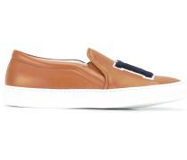 'NY' Slip-On-Sneakers