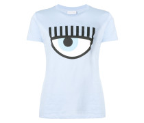 eye crewneck T-shirt