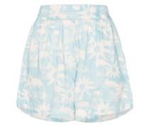 'Gogo' Shorts mit Blumen-Print