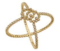 'GG Running' Ring mit Diamanten