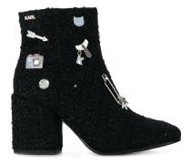 Lavinia Souvenir Pin ankle boots