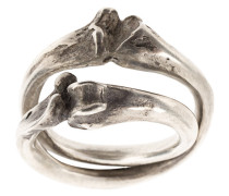 'Cross Bones' Ring