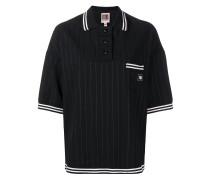 pinstripe polo shirt