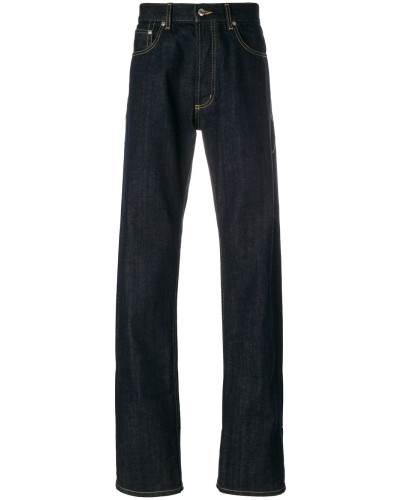 Lang geschnittene Jeans
