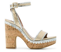 frilly Harlow sandals
