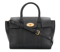 Bayswater small leather tote