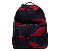 Garavani camo-print backpack
