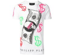 """T-Shirt mit """"Capitalist""""-Print"""