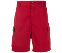 Cargo-Shorts aus Twill