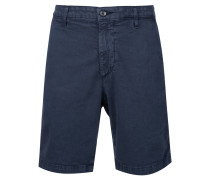 Chino-Shorts mit Taschen