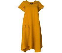 "Kleid mit ""Gancio""-Logo"