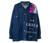 New Order denim jacket