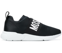 Slip-On-Sneakers mit Logo