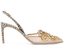 'Lace and Ayer' Pumps
