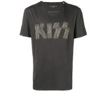 """T-Shirt mit """"Kiss""""-Print"""