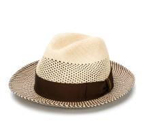 Hut mit gebogener Krempe