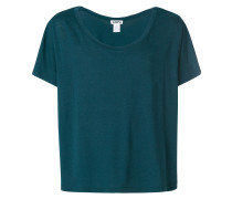 round neck loose fit T-shirt