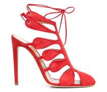 'Calico' Sandalen mit Schnürung