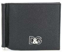 Portemonnaie mit Geldklammer