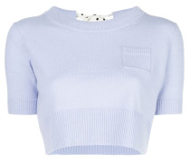 'Tuileries' Cropped-Top